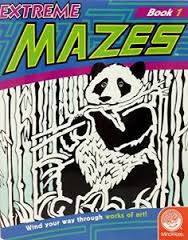 Extreme Mazes Book 1  (Gift Ideas)