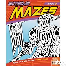 Extreme Mazes Book 2  (Gift Ideas)