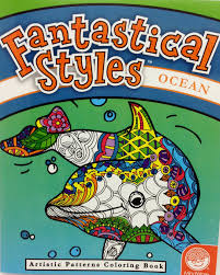 Fantastical Styles Ocean Artistic Patterns  (Gift Ideas)
