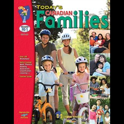 TODAY'S CANADIAN FAMILIES GR. PK-1 (BCK, BC1)