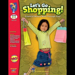 Let's Go Shopping! Using Canadian Currency Gr. K-3 (BC1, BC2)