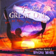 Beautiful Great One CD (First Nations music) Faith-based Gift Idea(while supplies last)