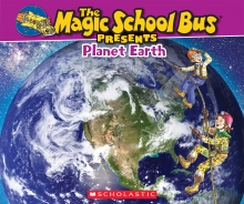 Planet Earth: Magic School Bus (planets)
