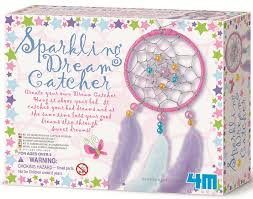 Sparkling Dream Catcher (Gift Ideas, First Nations)