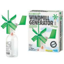 Windmill Generator (Gift Idea, STEM)