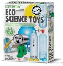 ECO SCIENCE TOYS (Gift Idea, STEM)  Science Kits