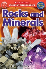 Level 2 Reading Rocks and Minerals
