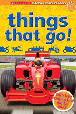 Level 1 Reading: Things That Go!