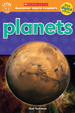 Level 1 Reading Planets (solar system)