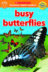 Level 1 Reading: Busy Butterflies