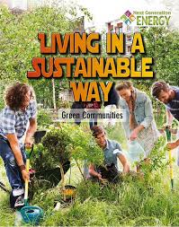 Living in a Sustainable Way: Green Communities (energy, BC2)