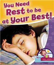 You Need Rest to be at Your Best! (health)