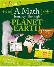 A Math Journey Through Planet Earth  (planets, volume, scale diagrams, division, and number lines