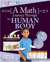 A Math Journey Through the Human Body(bar charts, percentages, averages and fractions)