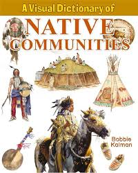 Visual Dictionary of Native Communities (First Nations, BC4)