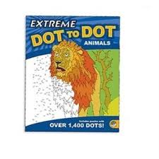 Extreme Dot to Dot Animals (Gift Ideas)