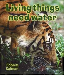 Living Things Need Water (BCK)