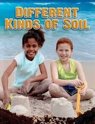 Different Kinds of Soil (plants, dirt)