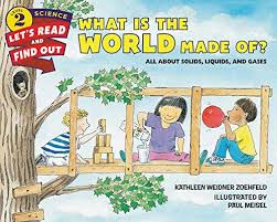 What Is the World Made Of? (Stage 2) (BC1) Easy Read