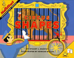 Circus Shapes ( MathStart 1) (Recognizing Shapes,BCK, BC1)