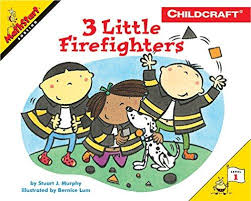 3 Little Firefighters ( MathStart 1) (Sorting,BCK, BC1)