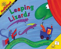 Leaping Lizards (MathStart 1) Counting by 5s and 10s (BC1)
