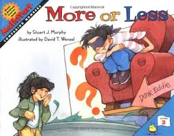 More or Less (MathStart 2) (comparing number, BC1, BC2)