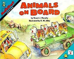 Animals on Board ( MathStart 2) (addition, BC1, BC2)