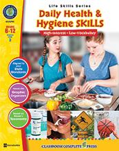 Daily Health & Hygiene Skills- (Life Skills)Canadian Content BC7, BC8, BC9