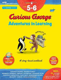 Curious George Adventures in Learning, Kindergarten Story-based learning
