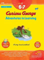 Curious George Adventures in Learning, Grade 1 Story-based learning