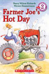 Level 2 Reading: Farmer Joe's Hot Day
