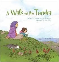 A Walk on the Tundra (First Nations, HCOS1,BCK, BC2, BC6 easy read)