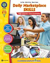 Daily Marketplace Skills (Life Skills) (BC7, BC8, BC9)