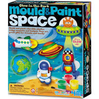 Mould and Paint Space (gift ideas)