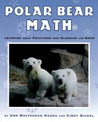 Polar Bear Math (fractions, animals)
