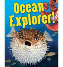 Level 1 Reading: Ocean Explorer! (habitat, animal)