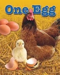 Level 1 Reading: One Egg (animal, life cycle)