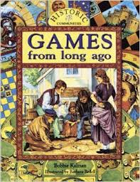 Historic Games from Long Ago