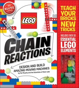LEGO Chain Reactions: Make Amazing Moving Machines (gift ideas)