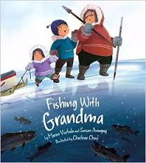 Fishing with Grandma (First Nations) (CP3, BC3)