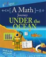 A Math Journey Under the Ocean(negative numbers, percentages,graphs,fractions, decimals, circles, cones)