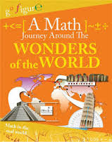 A Math Journey Around the Wonders of the World (symmetry,, circumference, rectangles)