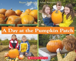 A Day at the Pumpkin Patch (food, plant)