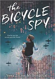 Bicycle Spy (Hard Cover) History