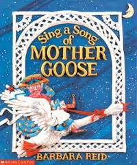Sing a Song of Mother Goose (Come Sit By Me Vol 2)  BCK, BC1)