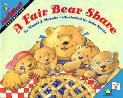 A Fair Bear Share (MathStart 2) (regrouping, BC2)