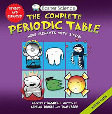 Basher Science: The Complete Periodic Table (BC9)