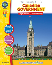 Canadian Government (CP5, BC5, HCOS5)