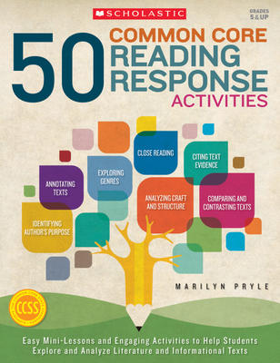 50 Common Core Reading Response Activities (BC8)